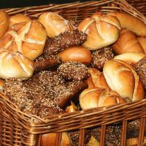 Brötchen, Frühstück, s Lädl Gleisweiler